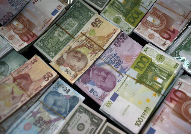 Billets de banque (image d'illustration)
