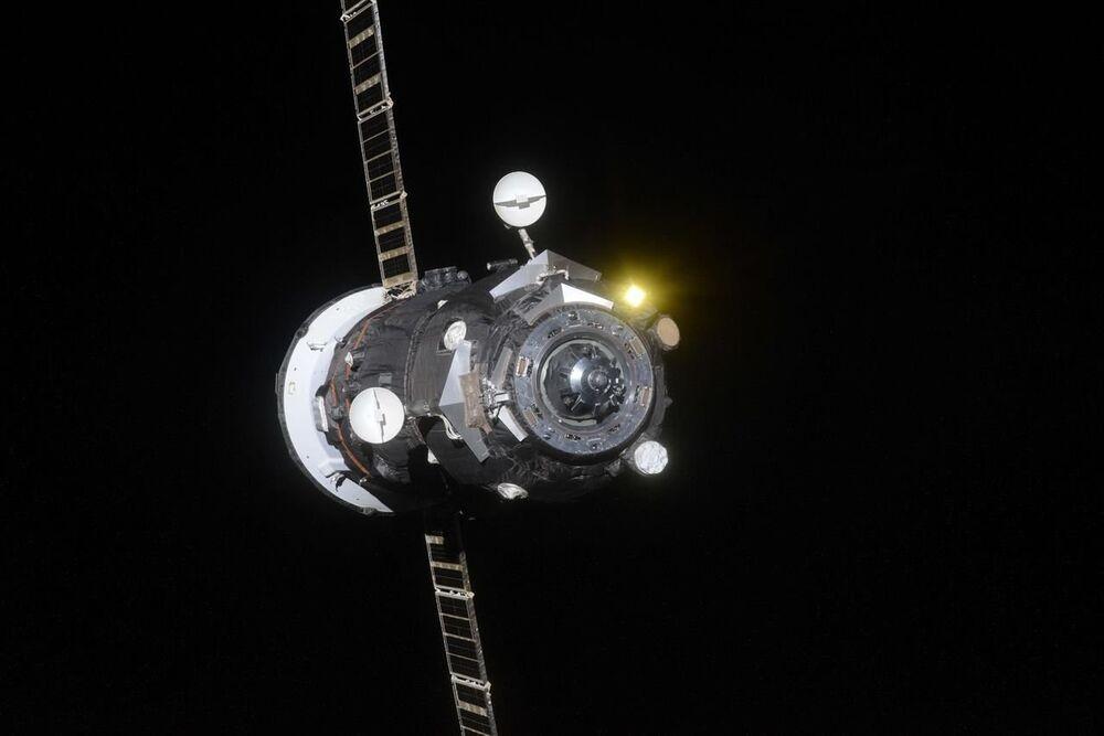 Des nouvelles de l'espace en photos