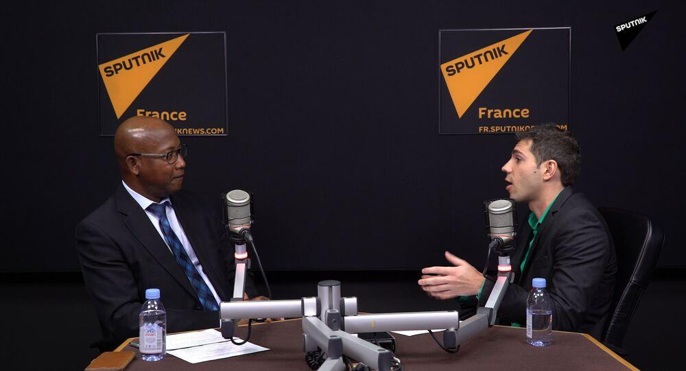 Sputnik France a reçu Gabriel Serville, député de Guyane