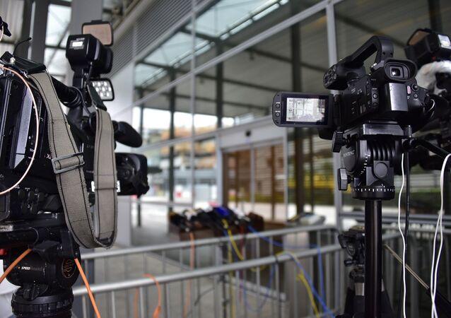 Des caméras (image d'illustration)