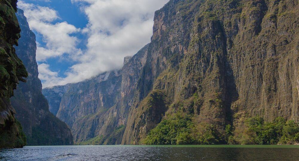 Le Chiapas, Mexique