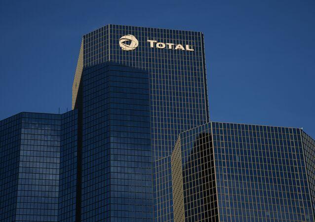 le siège social de Total à La Défense