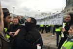 Acte 12 des Gilets jaunes à Paris, le 2 février 2019