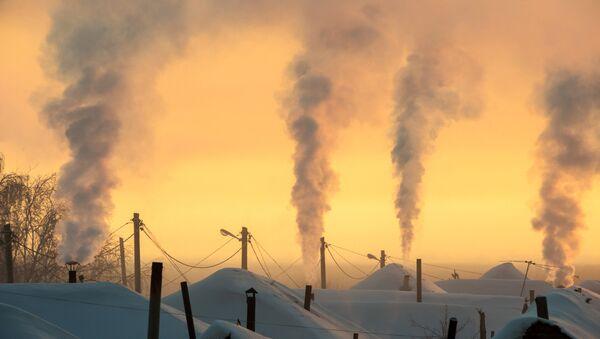 Winter in Omsk Region - Sputnik France