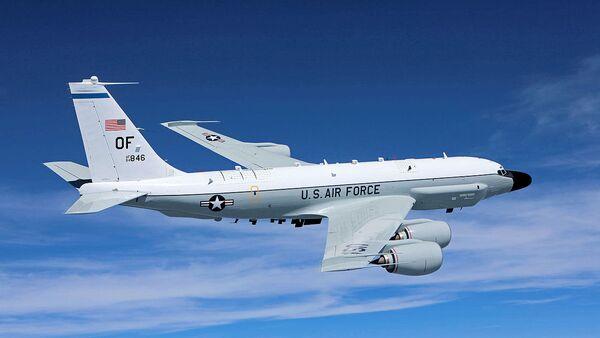 Boeing RC-135V - Sputnik France