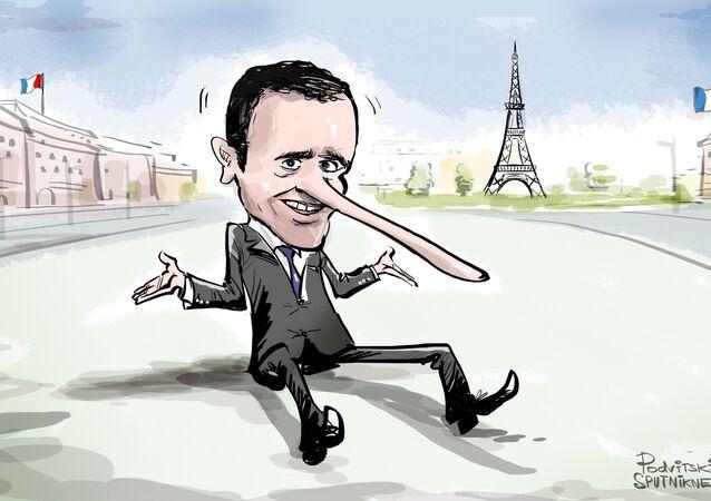Ce «principal producteur de fausses informations en France»
