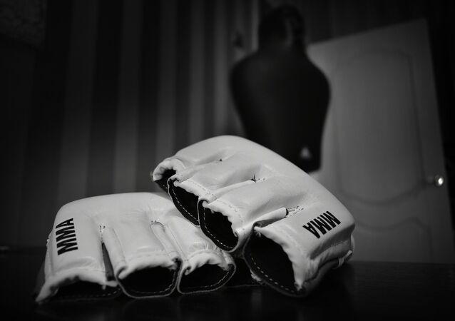Gants MMA