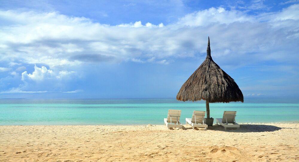 Une plage aux Philippines (image d'illustration)