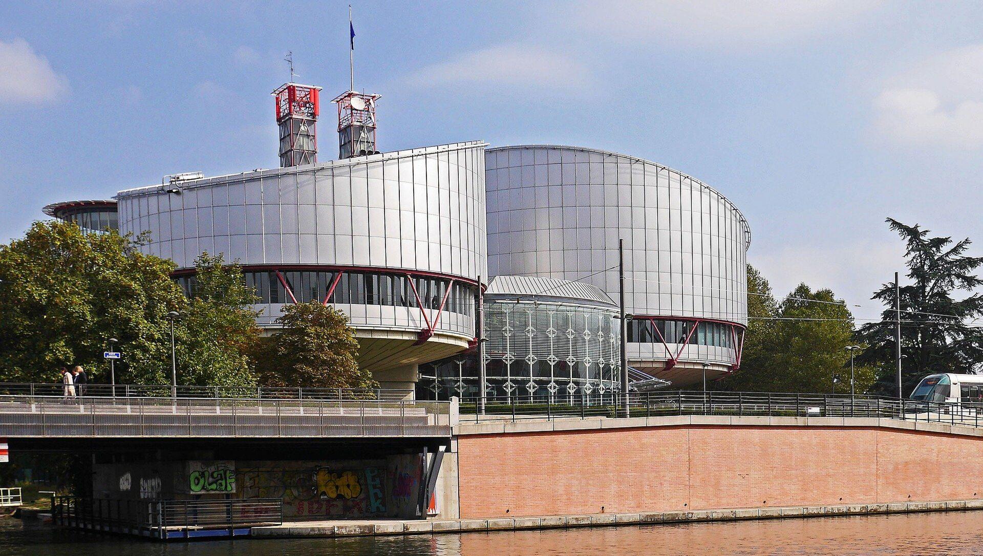 Cour européenne des droits de l'Homme à Strasbourg - Sputnik France, 1920, 24.07.2021