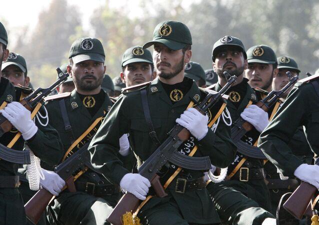 Gardiens de la Révolution islamique