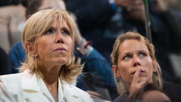 Tiphaine Auzière, fille de Brigitte Macron - Sputnik France