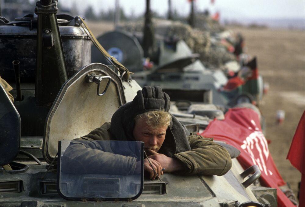 Le 30e anniversaire du retrait des troupes soviétiques d'Afghanistan