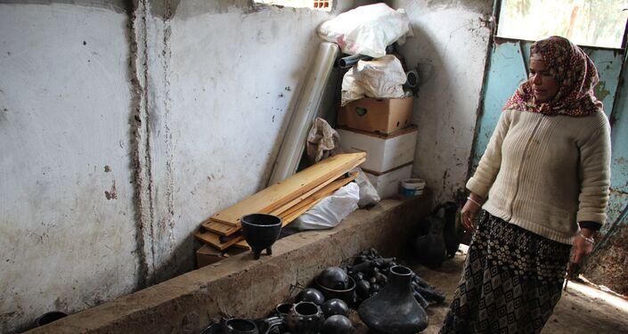 Poteries berbères de Tunisie