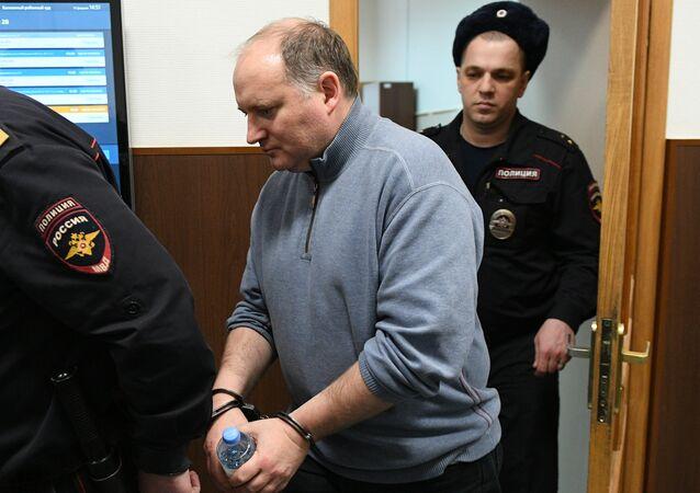 Philippe Delpal arrêté à Moscou
