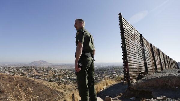 US Border Patrol agent - Sputnik France