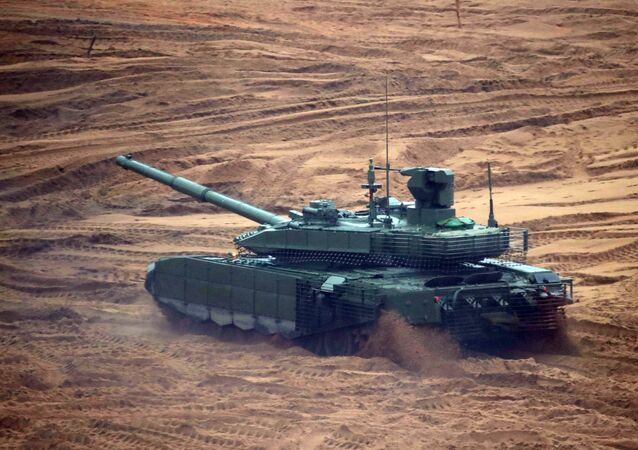 Le T-90MS