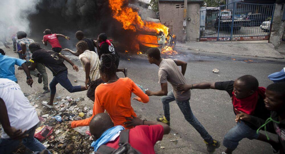 Haïti en février 2019