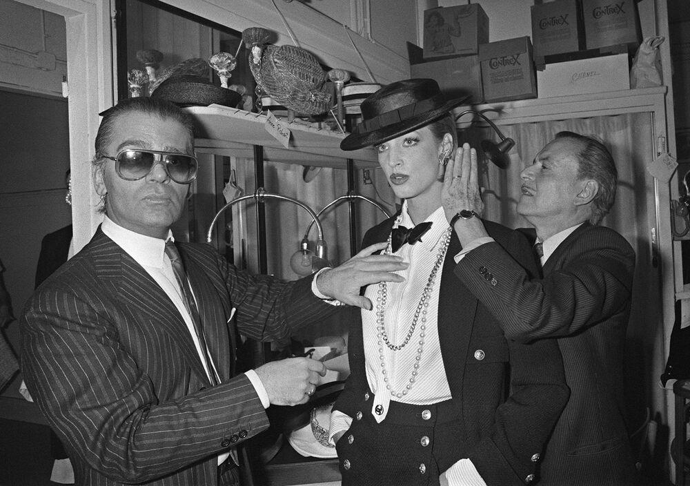 Karl Lagerfeld est décédé à l'âge de 85 ans