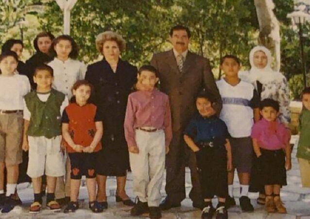 la famille de Saddam Hussein