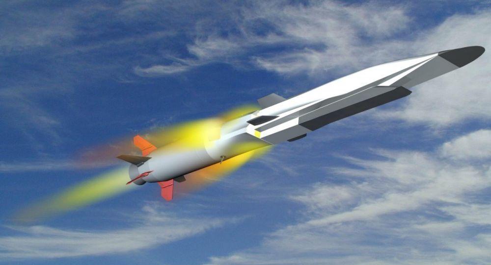 Une image du missile Zircon