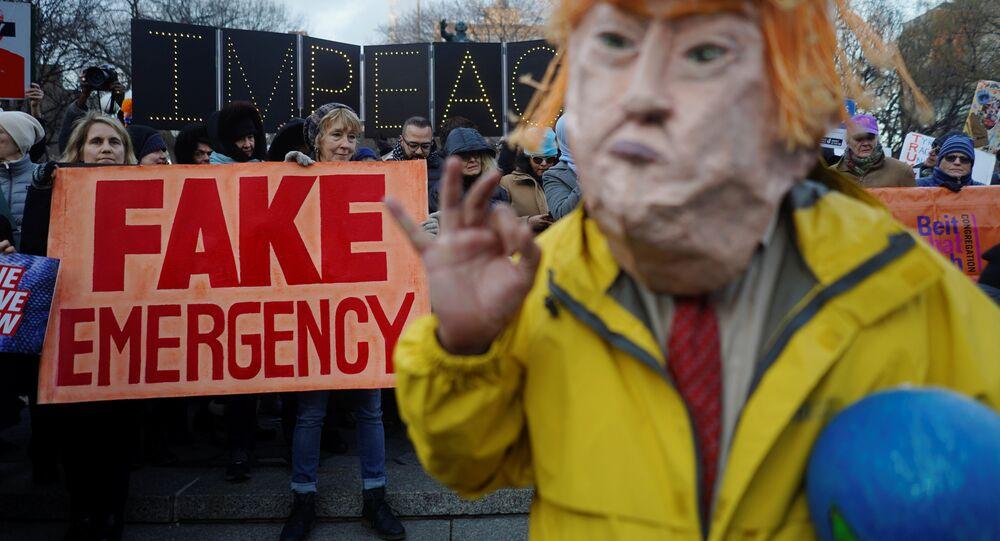 Le mur de Trump «est efficace et fait partie de sa stratégie électorale pour 2020»