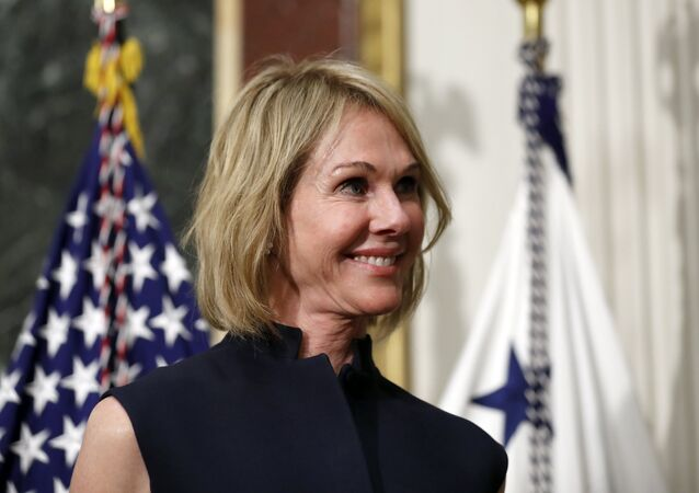 Ambassadrice des États-Unis au  Canada Kelly Knight Craft
