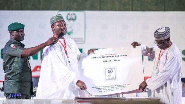 Elections présidentielles au Nigeria, le 24 février 2019 - Sputnik France