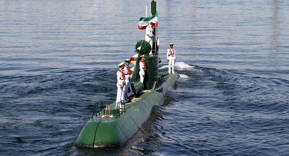 Un sous-marin iranien de classe Ghadir (archive photo)