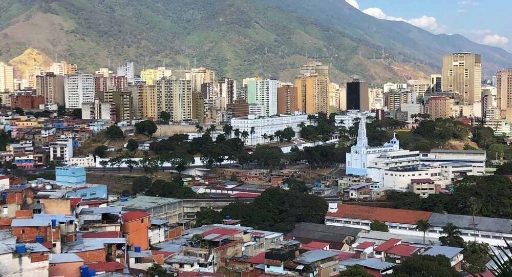Caracas, image d'illustration