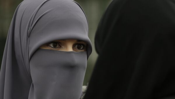 Niqab - Sputnik France