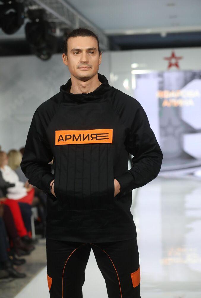 La finale du concours des concepteurs de l'uniforme Armée russe