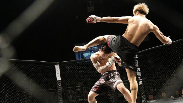 UFC - Sputnik France