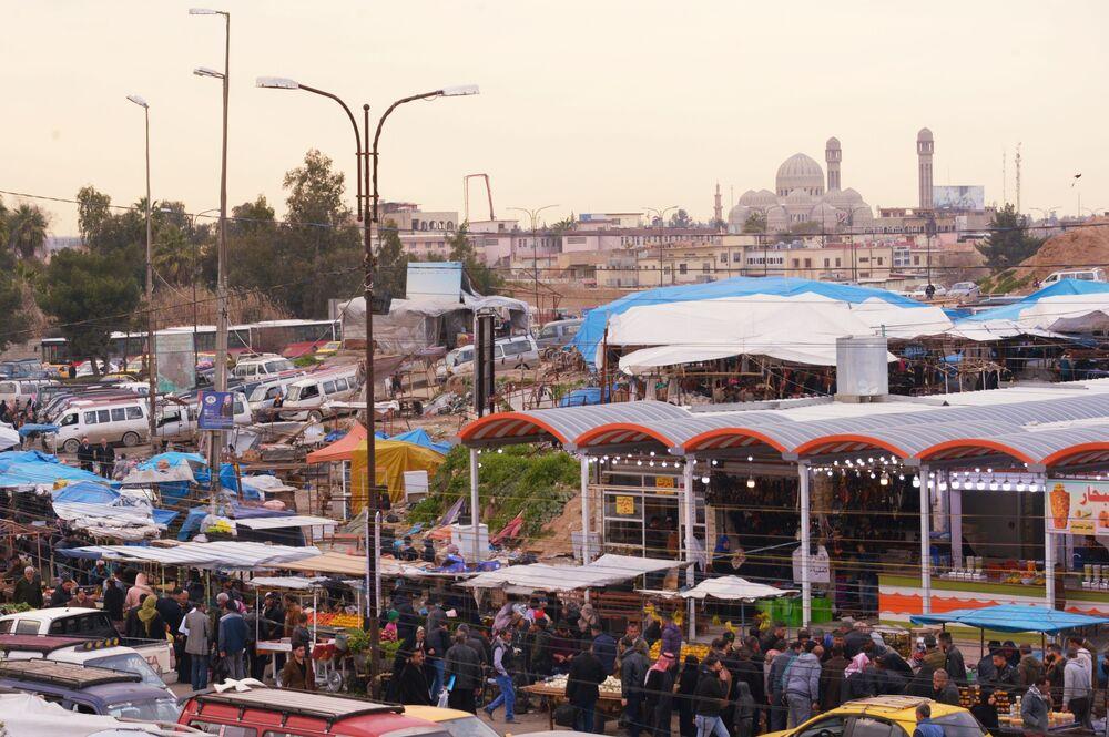 Villes du monde. Mossoul