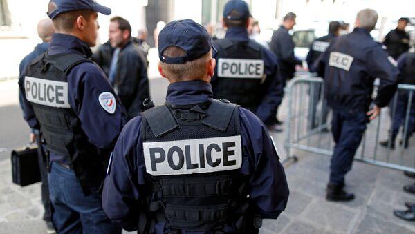 Police française. Image d'illustration - Sputnik France