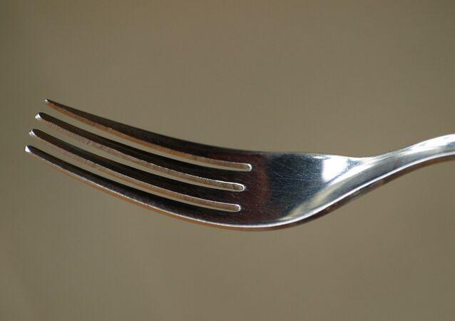 Une fourchette (image d'illustration)