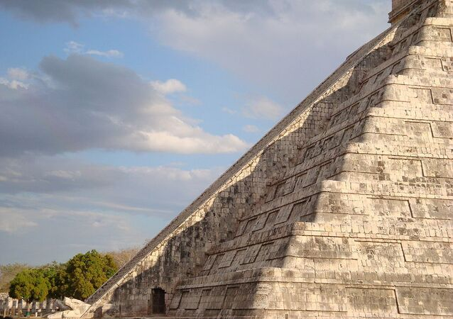 Temple de Chichen Itza