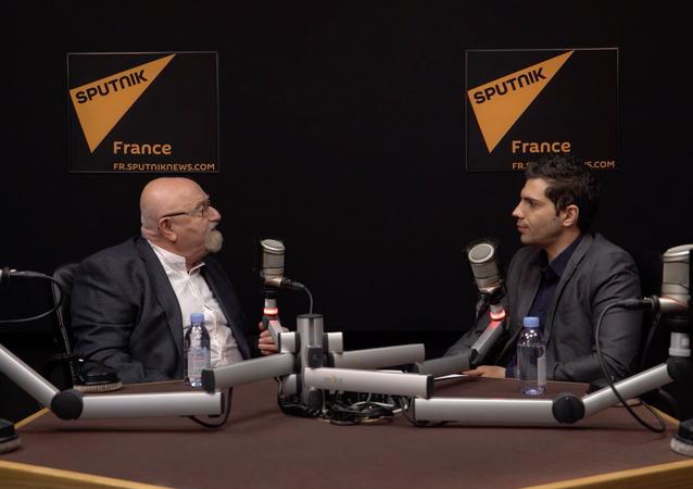 Sputnik France a reçu Bassam Tahhan, numéro 2 sur la liste de l'UDMF pour les européennes