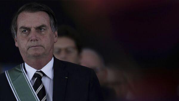 Jair Bolsonaro, presidente electo de Brasil - Sputnik France