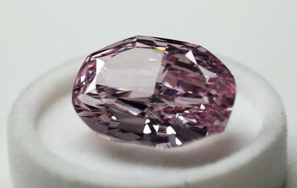 Les diamants de Iakoutie