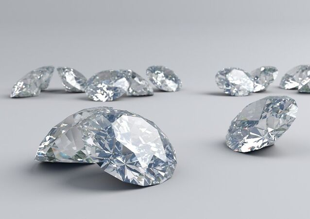 Des diamants (image d'illustration)