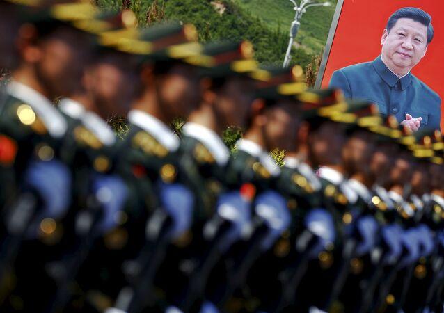 Armée populaire de libération (APL) chinoise
