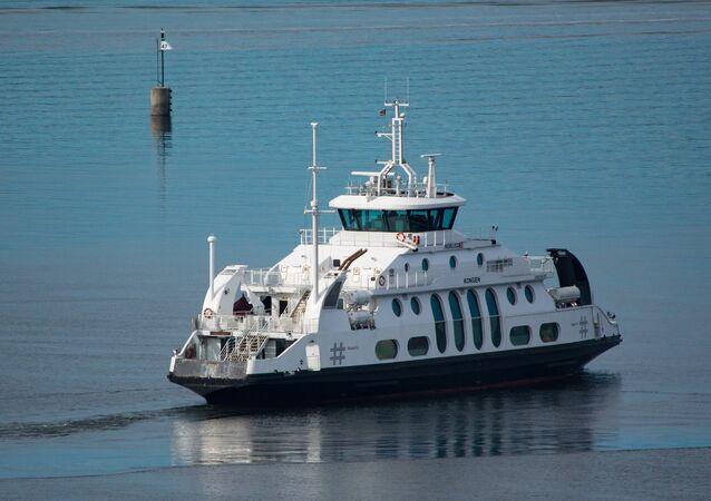 Un ferry (image d'illustration)