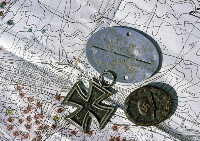 Des médailles nazies (archive photo)
