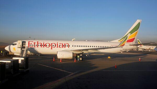 Ethiopian Airlines - Sputnik France