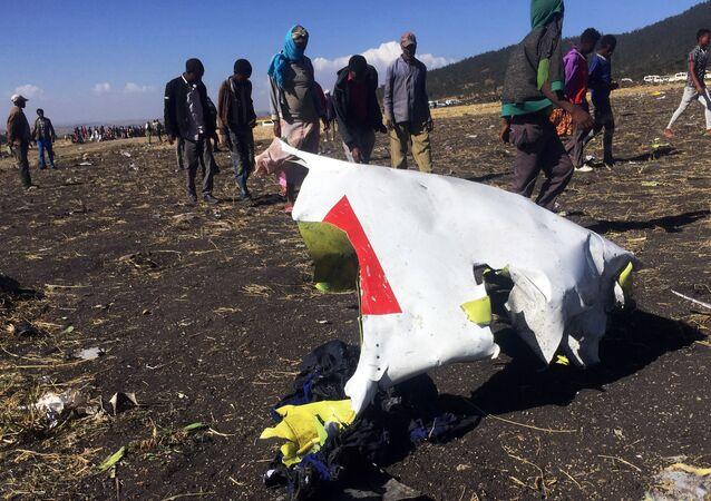 Crash d'un Boeing 737 en Éthiopie