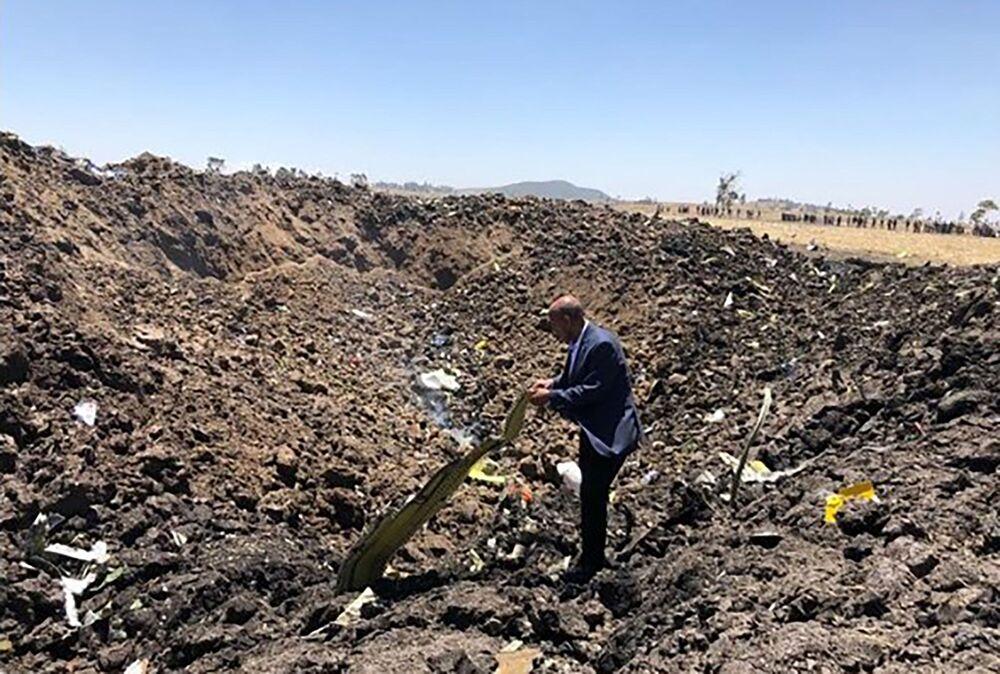 Aucun survivant dans la catastrophe aérienne en Ethiopie