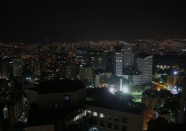 L'approvisionnement en électricité en parti rétabli à Caracas