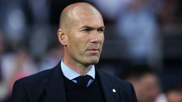 Zinedine Zidane - Sputnik France