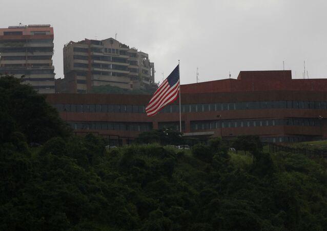 Ambassade des Etats-Unis à Caracas (archive photo)