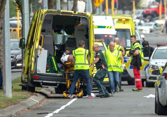 Après une attaque contre une mosquée à Christchurch, en Nouvelle-Zélande